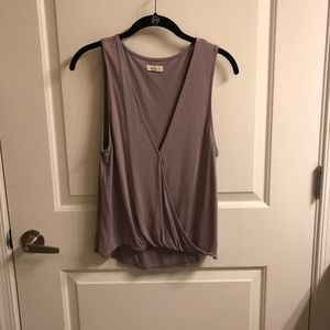 Urban Outfitters Cross Tank Top *MODIFIED*